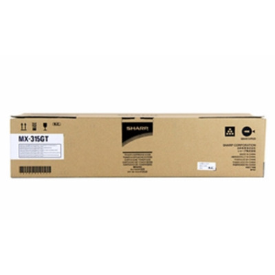Sharp MX-315GT Cartridge Zwart, Yield 27500 pagina s Toner