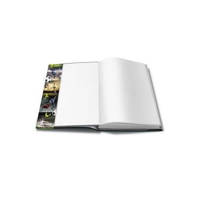 Herma tijdschrift/boek kaft: 22260 - Zwart
