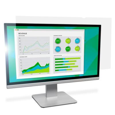 """3m screen protector: Filter anti-schittering voor standaardscherm voor desktop 48.26 cm (19"""")"""