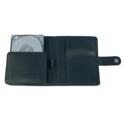 "Lindy : 8.89 cm (3.5 "") Hard Drive Wallet - Zwart"