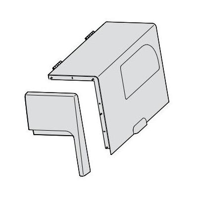 Intermec Right Cover Assembly for PD41/PD42 Printers Printing equipment spare part