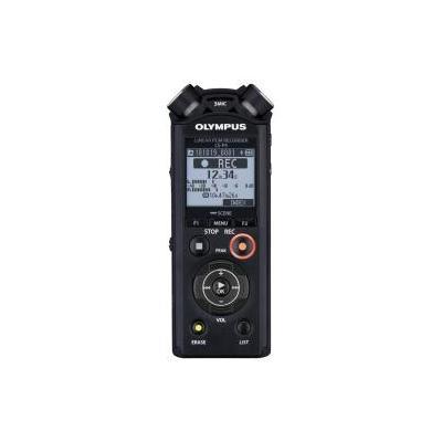 Olympus LS-P4 Voice recorder - Zwart