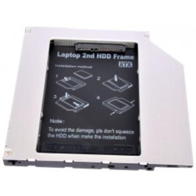 CoreParts KIT378 Laptop accessoire - Zwart, Metallic