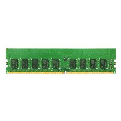 Synology RAM-geheugen: 8GB ECC DDR4 RAM - Groen