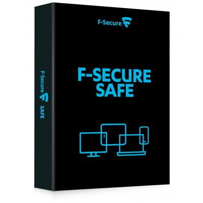 F-SECURE FCFXBR2N001E1 software