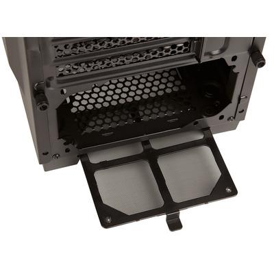 Corsair behuizing: Carbide Spec-04 - Zwart, Grijs