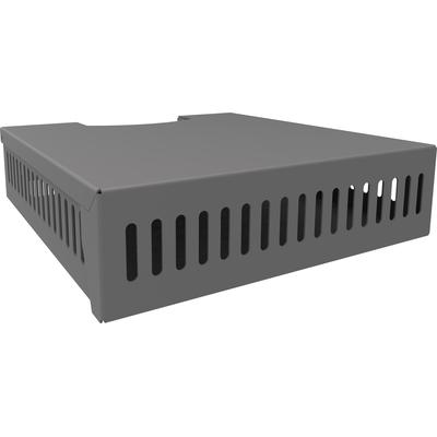 SmartMetals Afsluitbare mediabehuizing, binnenmaat 450 x 377 x 114 mm Muur & plafond bevestigings accessoire .....