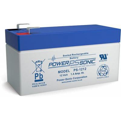 Power-Sonic PS-1212VDS UPS batterij - Blauw, Grijs