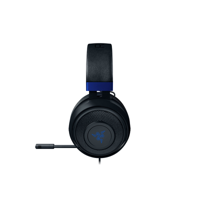 Razer Kraken for Console Headset - Zwart, Blauw