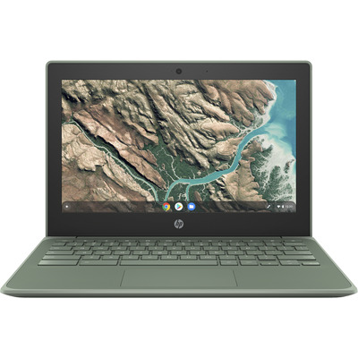"HP Chromebook 11 G8 EE 11,6"" Touch Celeron 4GB RAM 32GB eMMC Laptop - Groen"