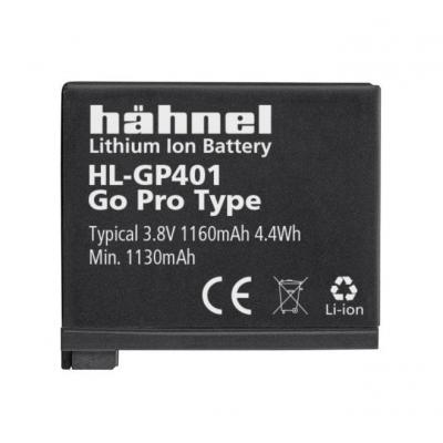 Hahnel HL-GP401 - Zwart