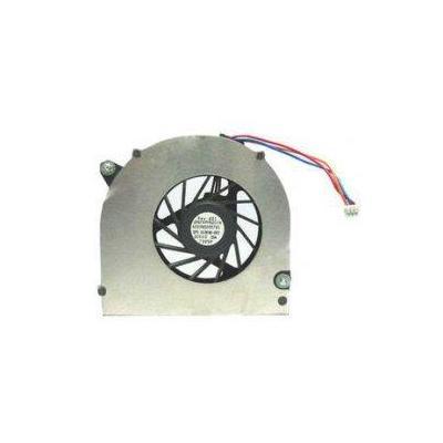 Hp Hardware koeling: 443917-001 - Fan Refurbished - Zwart, Grijs (Refurbished ZG)