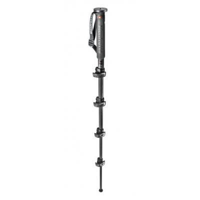 Manfrotto XPRO Monopod+, 620 g, 176 cm, 5 kg - Zwart