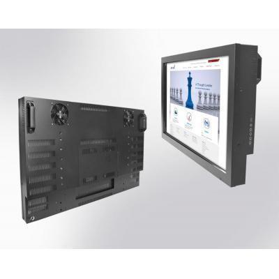 "Winsonic IP65 front Chassis, 106.68 cm (42"") LCD monitor, 1920 x 1080, LED 350 nits, VGA + HDMI + DVI input ....."