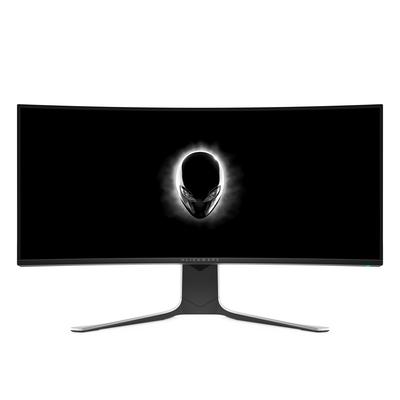 Alienware AW3420DW Monitor - Zwart, Wit