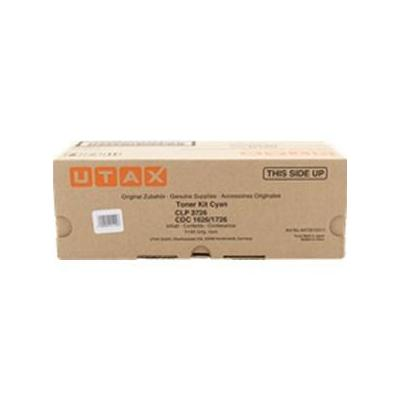 UTAX 4472610011 5000pages Toner - Cyaan