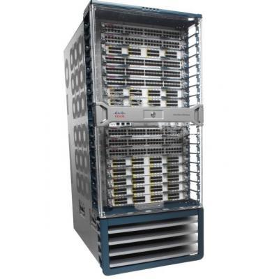 Cisco netwerkchassis: N7K-C7010-B2S2-R - Grijs