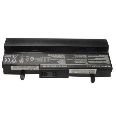 Asus batterij: Li-ion 4400mAh - Zwart