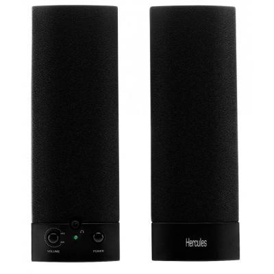 Hercules Speaker: 2.0 10 - Zwart