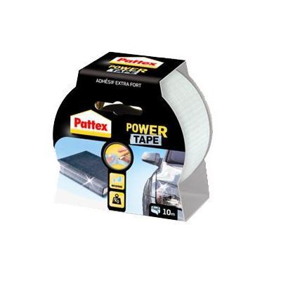 Pattex plakband: Power Tape - Transparant