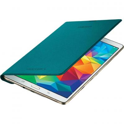 "Samsung tablet case: Simple Cover case for Galaxy Tab S 8.4"", Blue - Blauw"