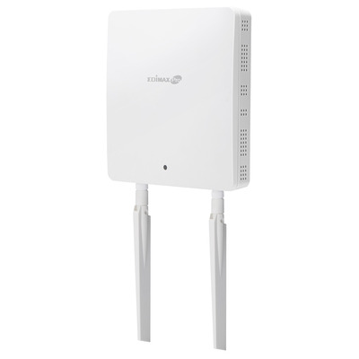 Edimax 802.11 a/b/g/n/ac, 2.4GHz / 5GHz, 2 x Giga LAN, PoE, 527g Access point - Wit