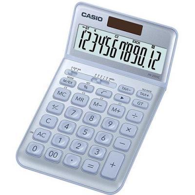Casio JW-200SC Calculator - Blauw
