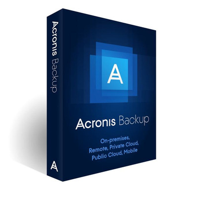 Acronis PCWBEDLOS21 Software licentie