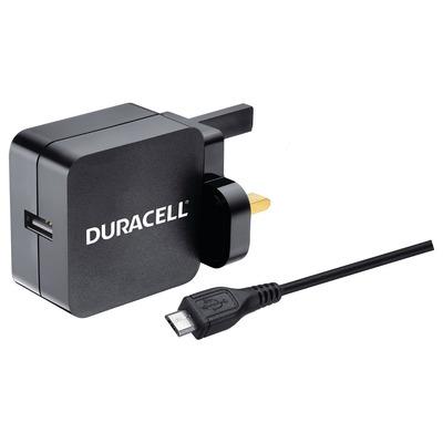Duracell BUN0075A Oplader - Zwart