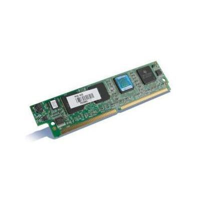 Cisco voice network module: 16-channel high-density voice and video DSP module, Spare