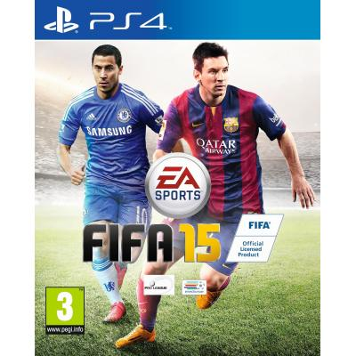 Electronic arts game: FIFA 15  PS4