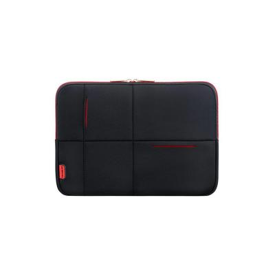 Samsonite Airglow Sleeves laptoptas - Zwart, Rood