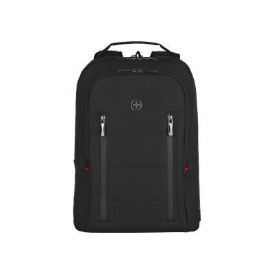"Wenger/SwissGear City Traveler Carry-On 16"" laptoptas - Zwart"