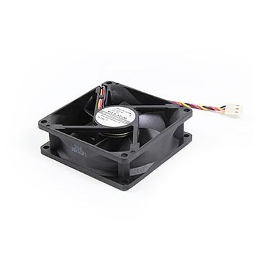 Synology System Fan RS 2U Series, 59.6 cfm, 80 g Cooling accessoire - Zwart