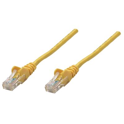 Intellinet Cat6, SFTP, 0.25m Netwerkkabel - Geel
