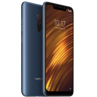 Xiaomi Pocophone F1 Smartphone - Blauw 64GB