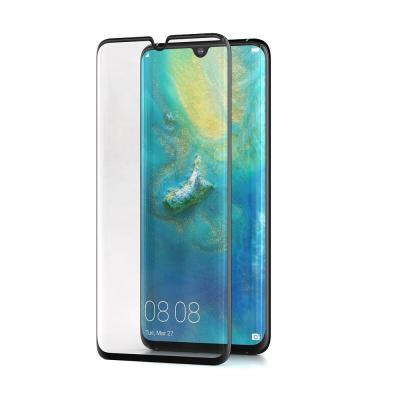 BeHello High Impact Glass Zwart voor Huawei Mate 20 Screen protector