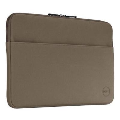 "Dell laptoptas: Inspiron laptophoes (max. 15"") - Lichtbruin"