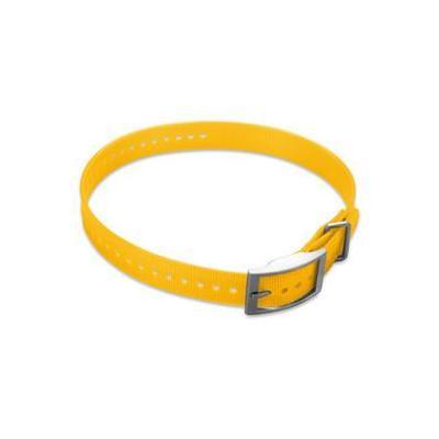 Garmin : Astro DC50 Repl. Band, Yellow  - Geel
