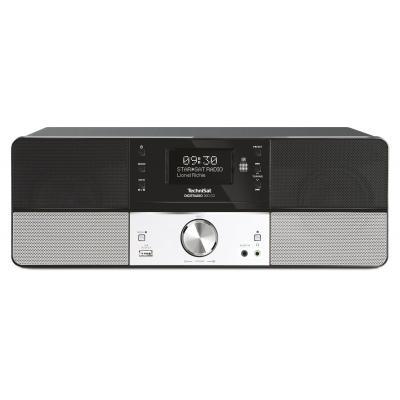Technisat CD-radio: DIGITRADIO 360 CD - Zwart