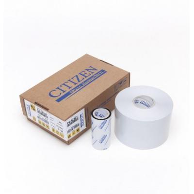 Citizen etiket: Shelf pack PACK 70x38m - Zilver