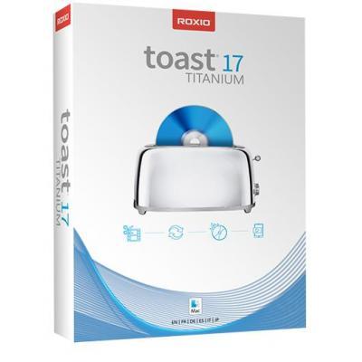 Corel Toast 17 Titanium Software licentie