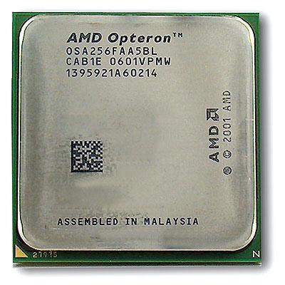 Hewlett Packard Enterprise 596207-B21 processor