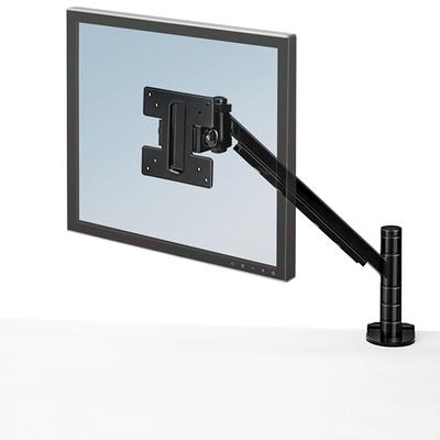 Fellowes Smart Suites Monitor arm Monitorarm - Zwart,Parel