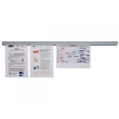 Jalema bureaulegger: Ophangrail Grip magn 1200mm