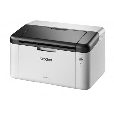 Brother laserprinter: Laserprinter 20 ppm - 32 MB - USB - Wireless - Zwart