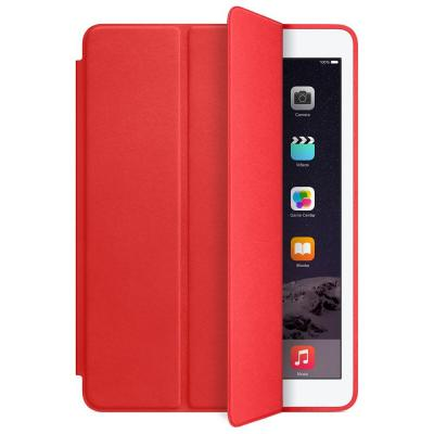Apple tablet case: iPad Air 2 Leer Smart Case - Rood