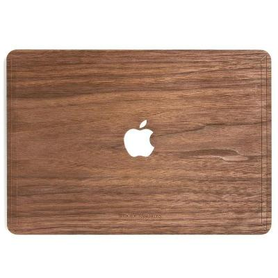 "Woodcessories ECOSKIN MacBook Pro Retina 38.1 cm (15"") , Walnut Wood Mobile device skins & print - Walnoot"