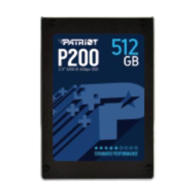 Patriot Memory 512GB P200 2.5'' SATA III SSD