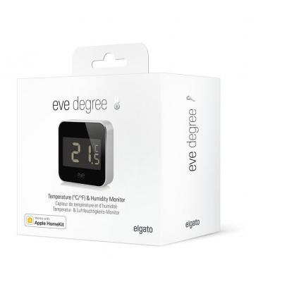 Elgato temperatuur en luchtvochtigheids sensor: Eve Degree